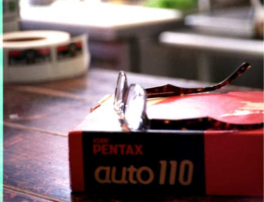 Discovering the Pentax Asahi Auto 110