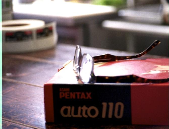 Discovering the Pentax Asahi Auto 110