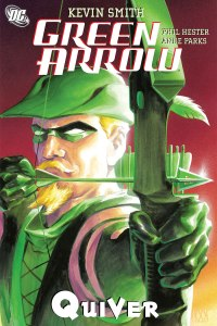 Green Arrow_classic cover