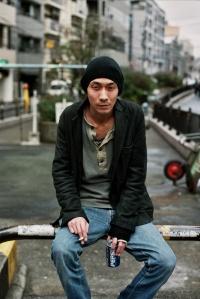 Neko dori street portrait