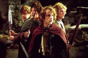 Sam-Merry-Pippin-Frodo