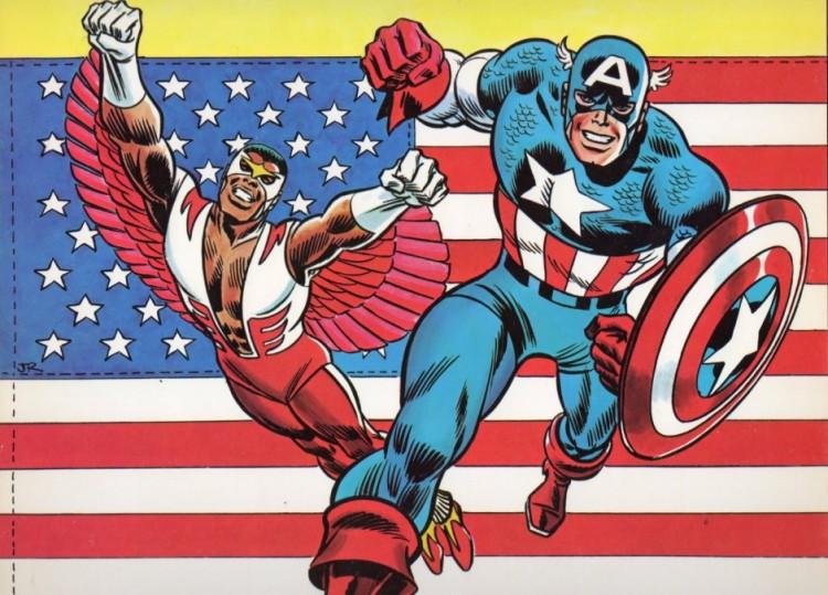 The-Falcon-and-Captain-America-Comic-Book-e1342470688884