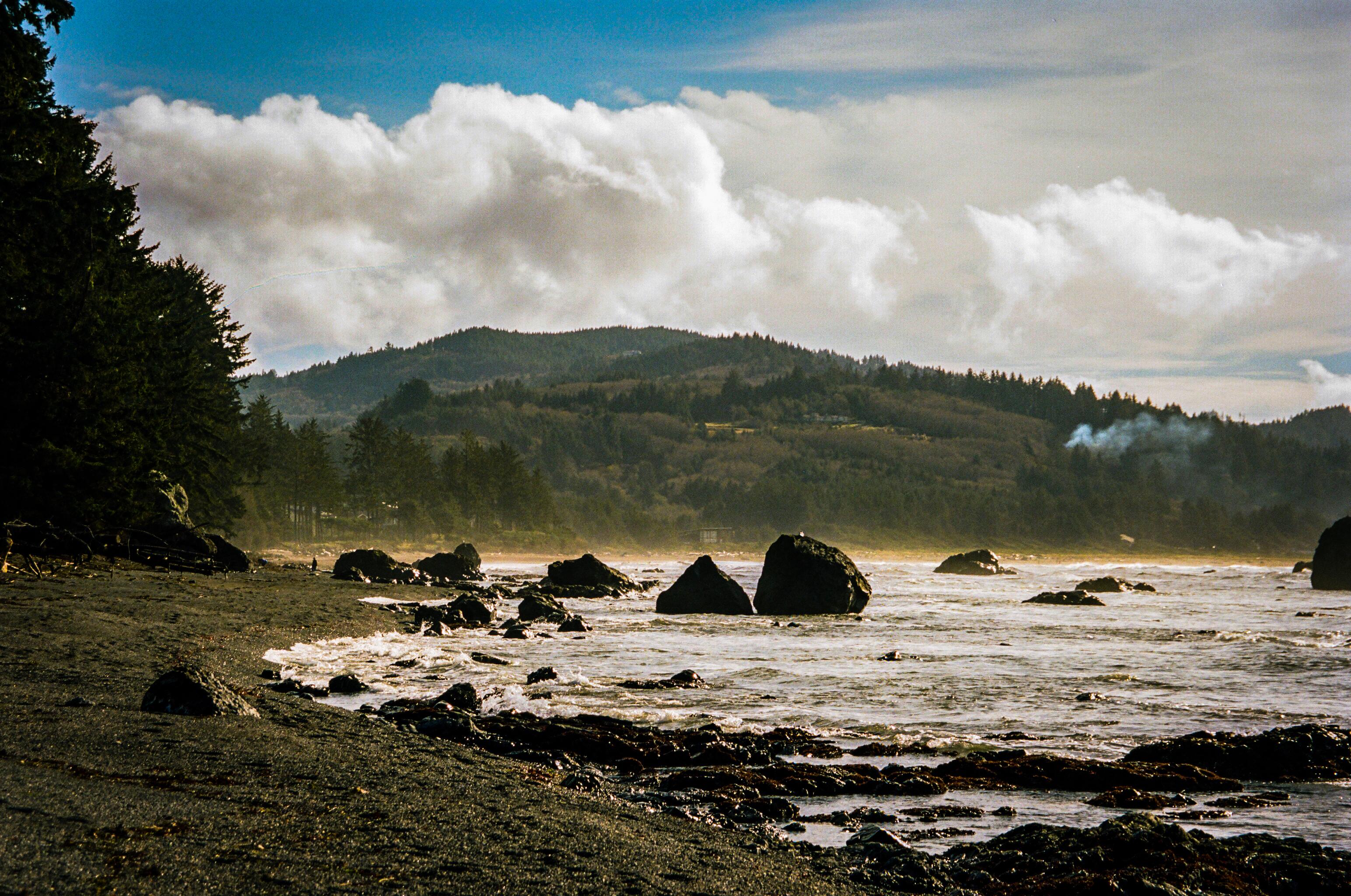 Brookings Oregon Kodak 200ASA film